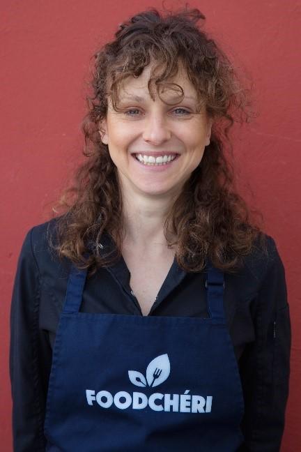Caroline Vignaud, chef de cuisine recherche et développement, Food Chéri