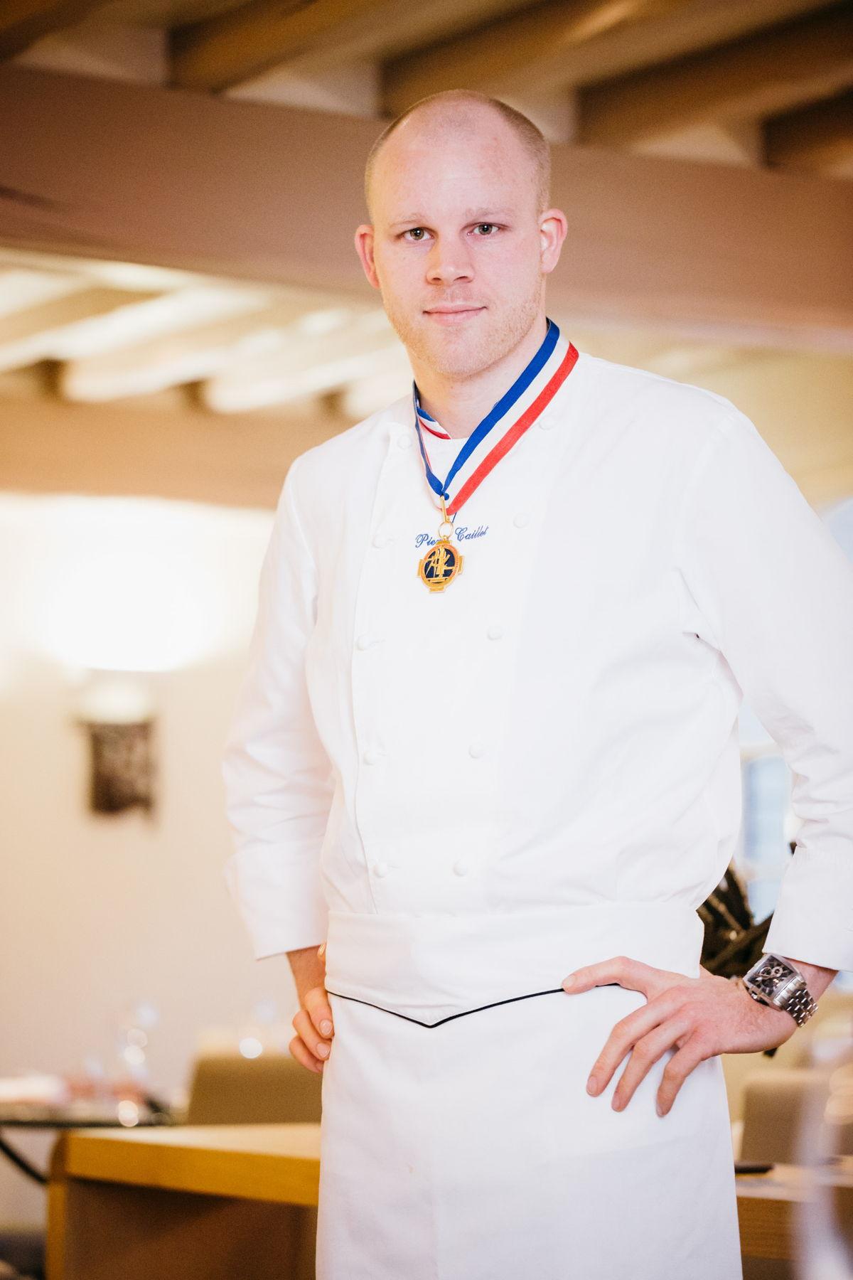 Pierre Caillet, Restaurant Pierre Caillet et Hôtel Le Bec au Cauchois