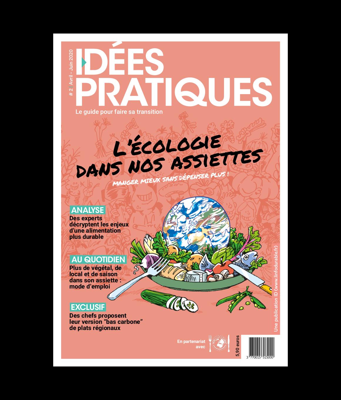 Bon pour le Climat, partenaire du 2ème numéro d'Idées Pratiques