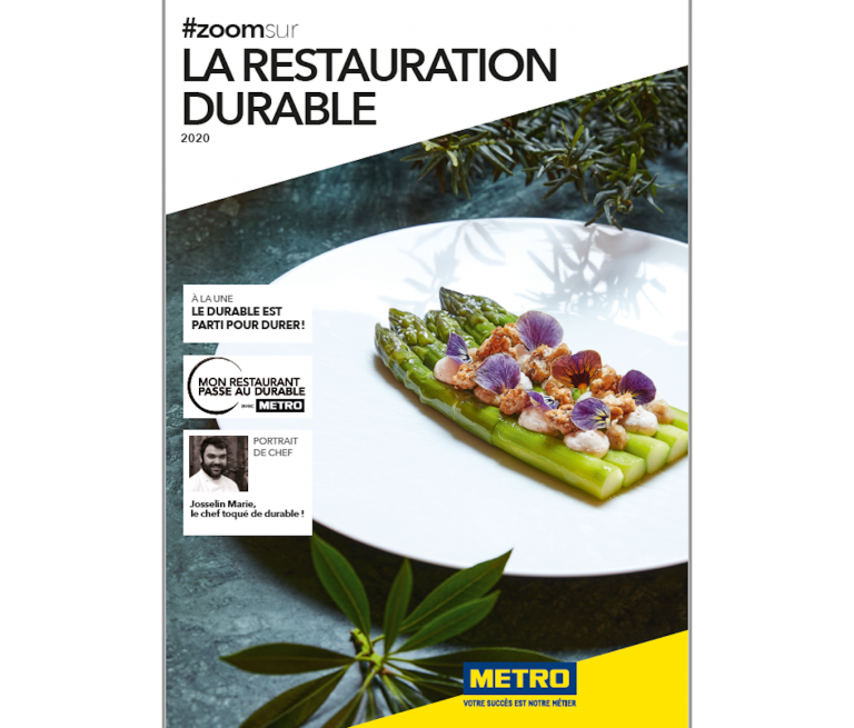 Zoom sur la restauration durable par Metro