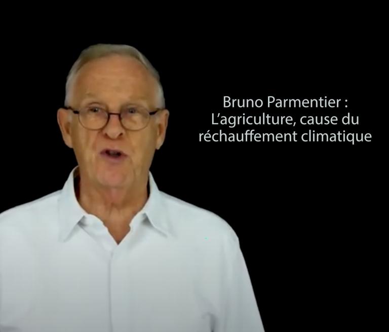 Comprendre l'impact de l'agriculture sur le réchauffement climatique avec B. Parmentier